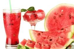 Арбузный сок при пиелонефрите