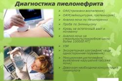 Острий пиелонефрит у детей и взрослих: диагностика и терапия