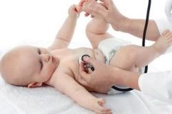 Лечение грудного ребенка