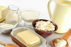 Молочные продукты для лечения нефроптоза