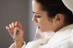 При воспалении почек часто увеличивается температура