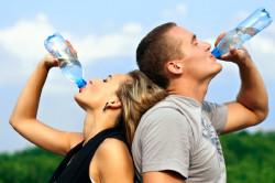 Злоупотребление минеральной водой