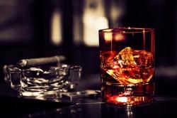 Алкоголь и курение - причины появления опухоли в почках