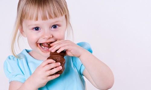 Злоупотребление шоколадом - причина появления оксалатов