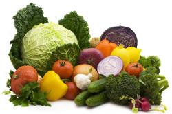 Вегатарианская пища - основа питания при болезнях почек