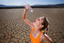 Сильная жажда - один из симптомов геморрагической лихорадки с почечным синдромом