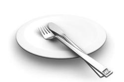 Воздержание от еды для предотвращения нефрита