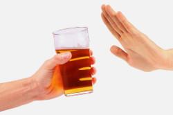 Отказ от алкоголя при поликистозе почек