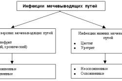 Инфеции мочевыводящих путей