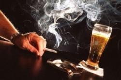 Курение и алкоголь приводят к заболеванию почек