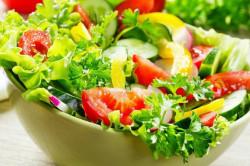 Овощная диета при камнях в почках
