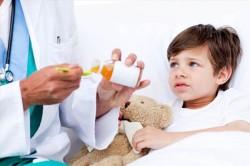 Лечение пиелонефрита у детей