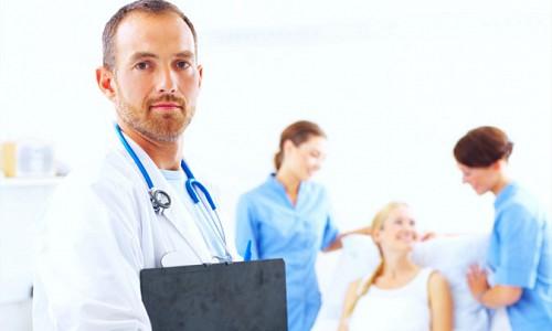 Посещение врача при воспалении почек